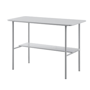 Minimalist Gray Desk