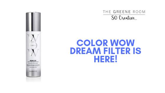 Color Wow Dream Filter