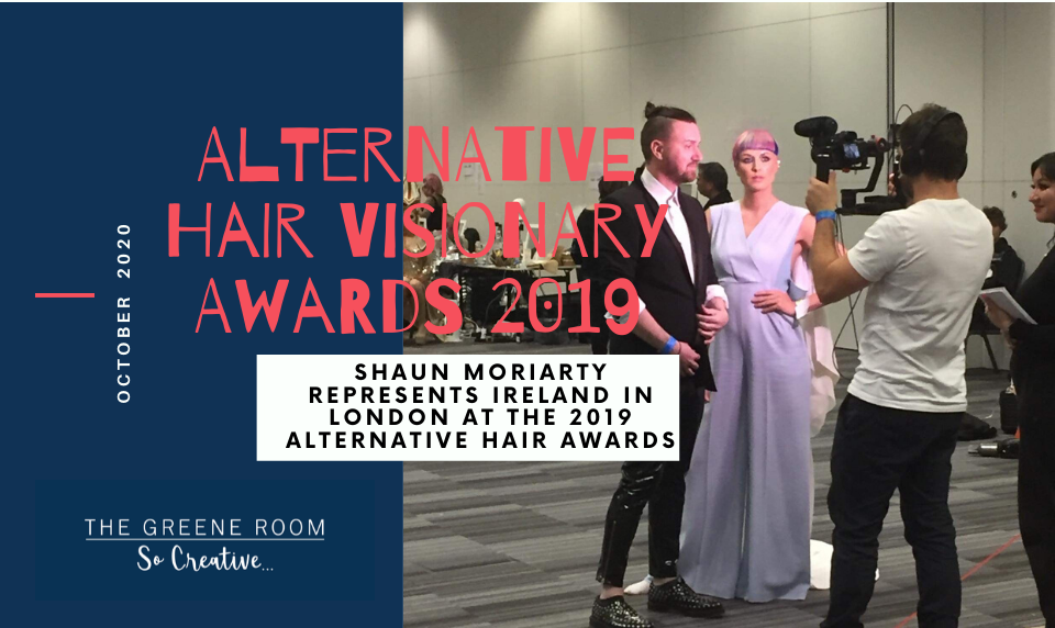 The Greene Room Travels to London for the 2019 Alternative Hair Visionary Awards!