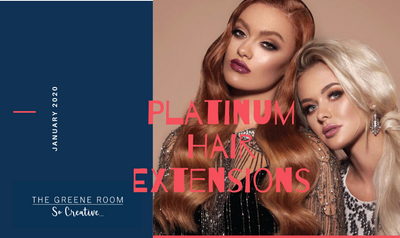 Platinum Luxury Hair Extensions at The Greene Room