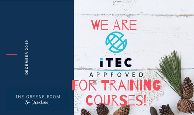 The Greene Room Academy is now ITEC Approved for its Hair & Makeup Training Courses