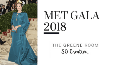 GRKBlogs: Met Gala 2018 - Hair Review