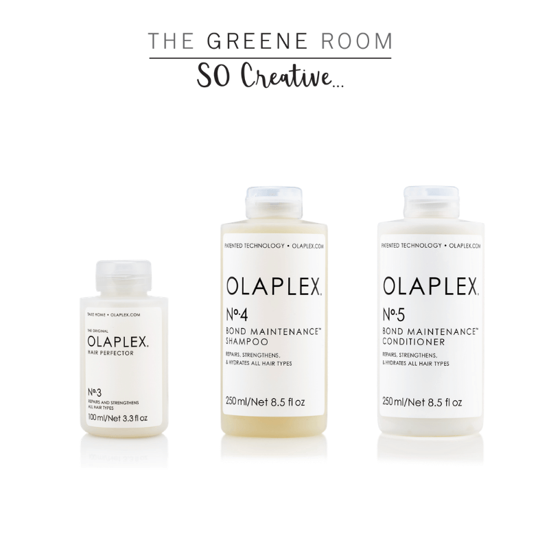 OLAPLEX 3-4-5 BOND MAINTENANCE™ SYSTEM.