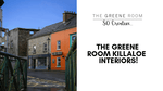 THE GREENE ROOM KILLALOE INTERIORS!