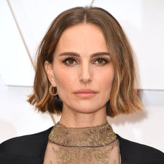 Natalie Portman The bob continues to reign supreme in Hollywood, and Natalie Portman's blunt-but-textured style by stylist Adam Campbell (and Redken colorist Cassondra Kaeding) is one we envision to see all year long — on and off the red carpet.