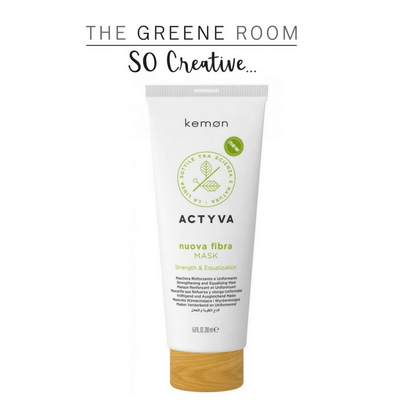 ACTYVA NUOVA FIBRA MASK by Kemon (200ML)