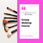 Makeup Courses: Group Lessons (3 Persons Min)