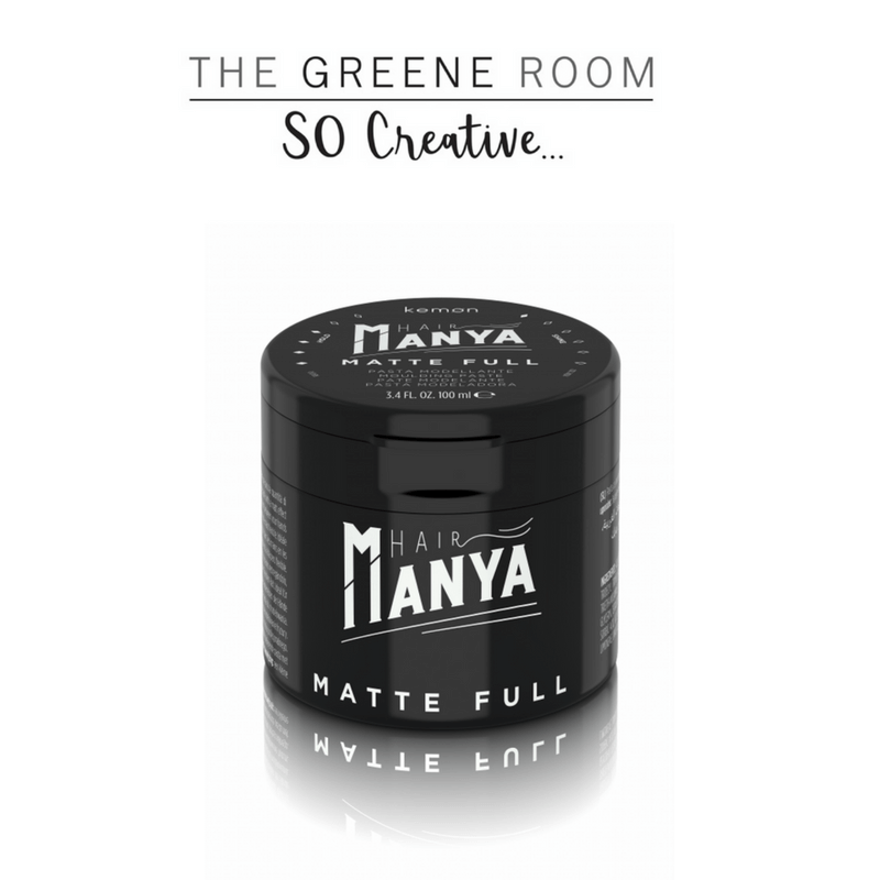 Hair Manya Matte Full - 100ml