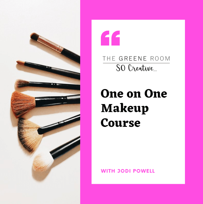 One of One Makeup Courses at The Greene Room Academy