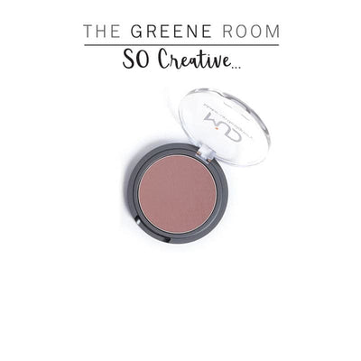 MUD - Cheek Color Compact Berry