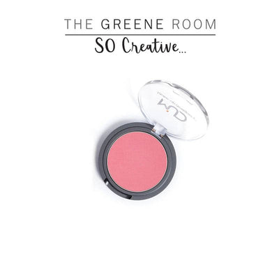MUD - Cheek Color Compact Bubble Gum