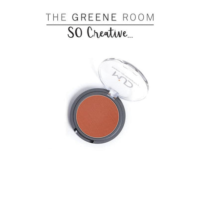 MUD - Cheek Color Compact Pumpkin