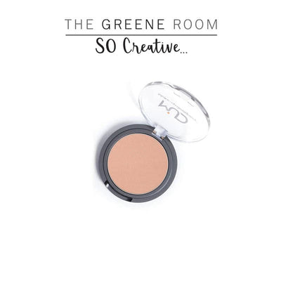 MUD - Cheek Color Compact Warm Bisque