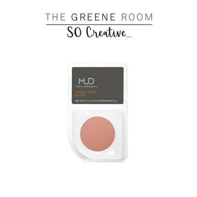 MUD - Cheek Color Refill Rose Beige
