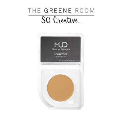 MUD - Concealer Refill Red Corrector 3