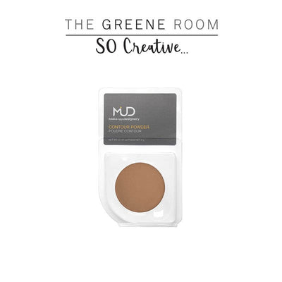 MUD - Contouring / Highlight Powder Refill Define