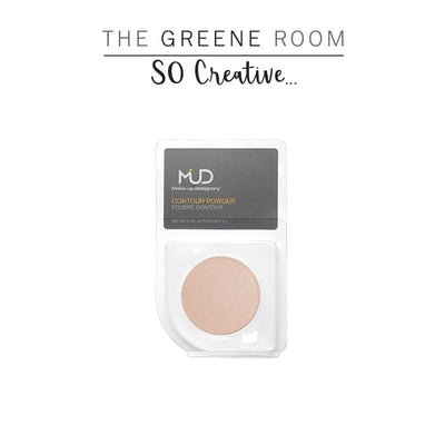 MUD - Contouring / Highlight Powder Refill Luster