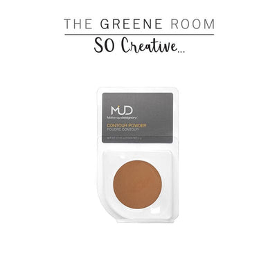 MUD - Contouring / Highlight Powder Refill Shape