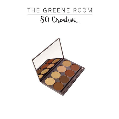 MUD - Cream Pro-Palette Foundation Palette #2