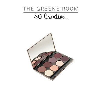 MUD - Cream Pro-Palette Highlight/Shadow Palette