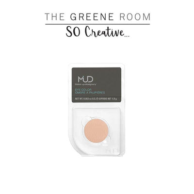 MUD - Eye Color Refill - Apricot