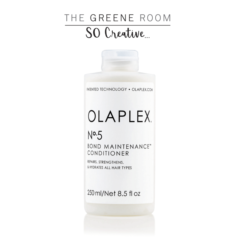 Olaplex No. 5 at The Greene Room