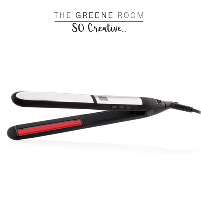 Upgrade - Infrared Straightener