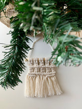 Load image into Gallery viewer, Folklore Macrame Ornament