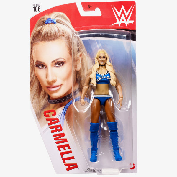 WWE Mattel Basic Series 106 Carmella