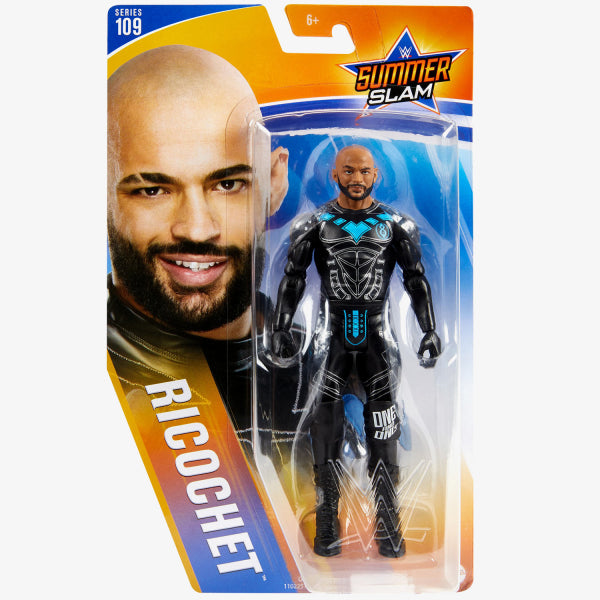 WWE Mattel Basic Series 109 Ricochet