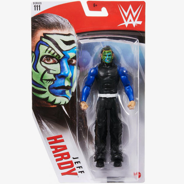 WWE Mattel Basic Series 111 Jeff Hardy
