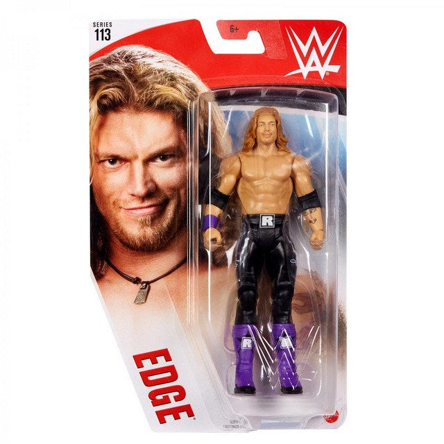WWE Mattel Basic Series 113 Edge