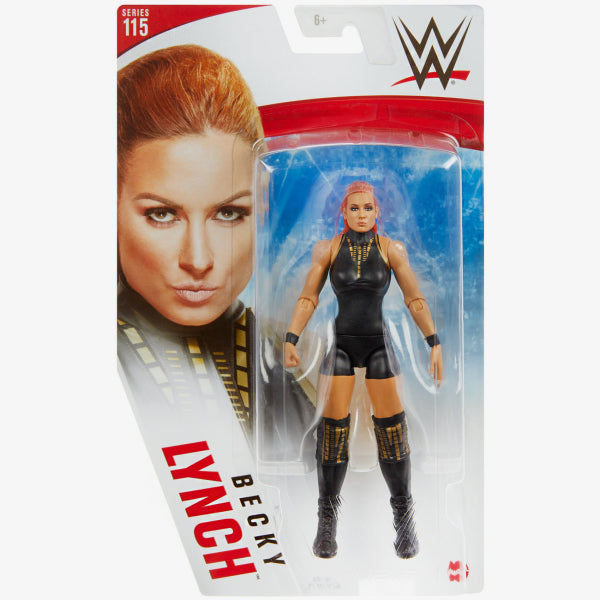 WWE Mattel Basic Series 115 Becky Lynch