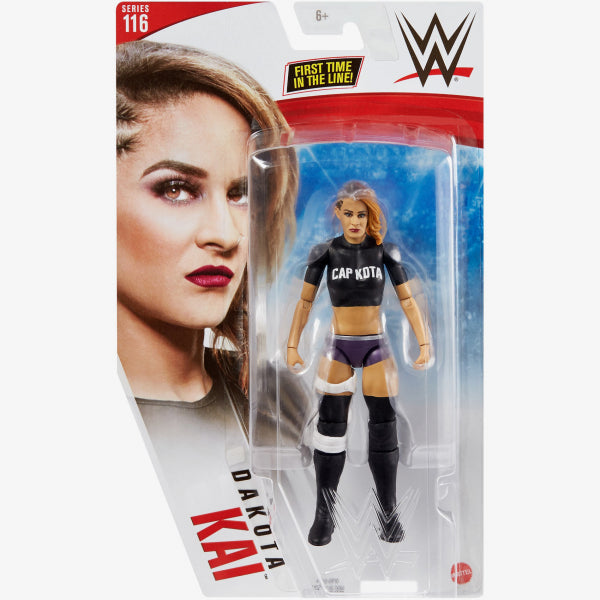 WWE Mattel Basic Series 116 Dakota Kai