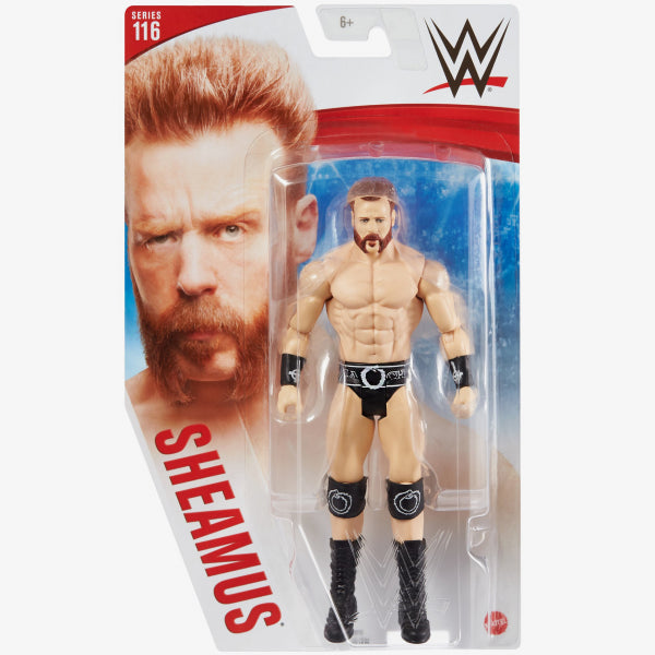 WWE Mattel Basic Series 116 Sheamus