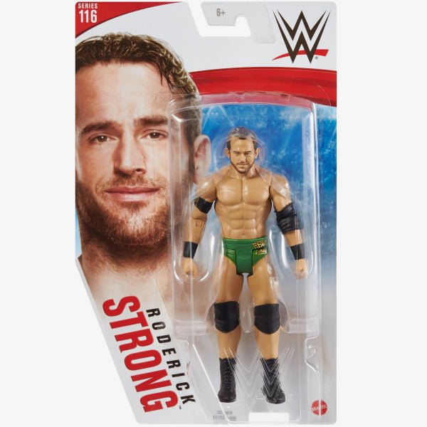 WWE Mattel Basic Series 116 Roderick Strong
