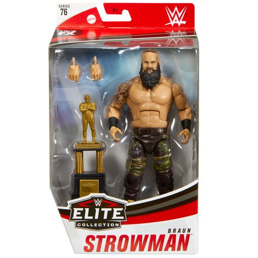 WWE Mattel Elite Collection Series 76 Braun Strowman