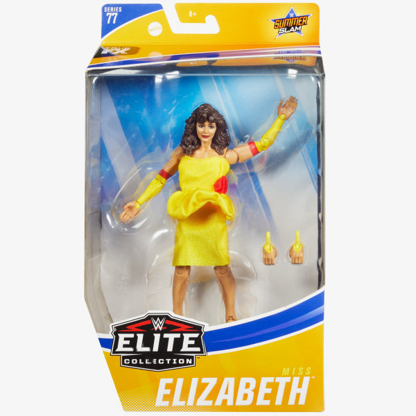 WWE Mattel Elite Collection Series 77 Elizabeth