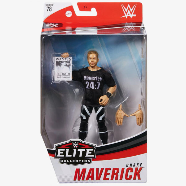 WWE Mattel Elite Collection Series 78 Drake Maverick