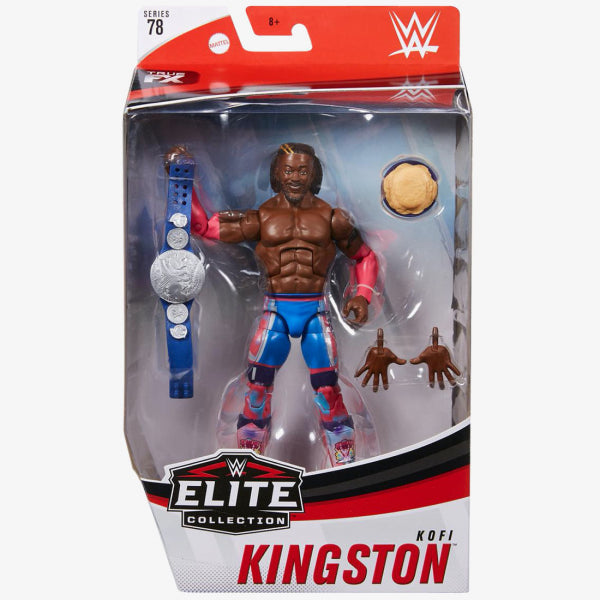 WWE Mattel Elite Collection Series 78 Kofi Kingston