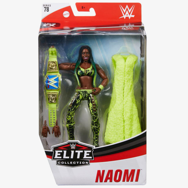 WWE Mattel Elite Collection Series 78 Naomi