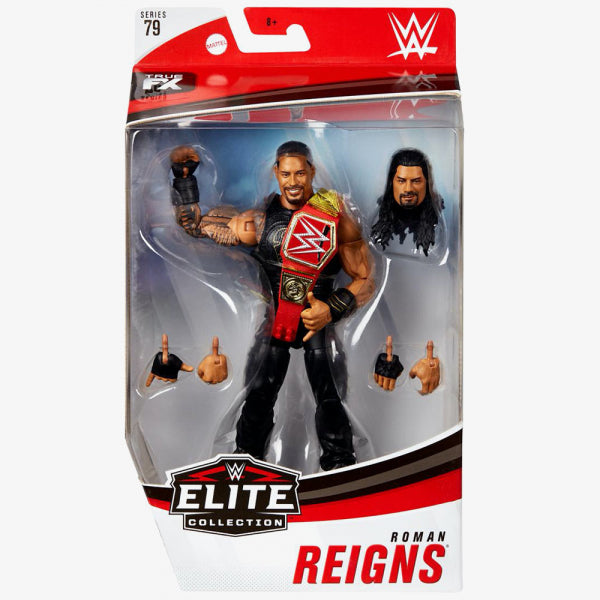 WWE Mattel Elite Collection Series 79 Roman Reigns