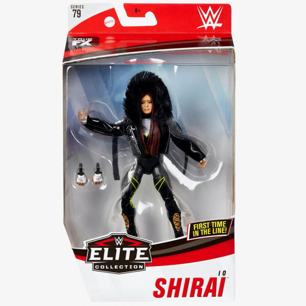 WWE Mattel Elite Collection Series 79 Io Shirai