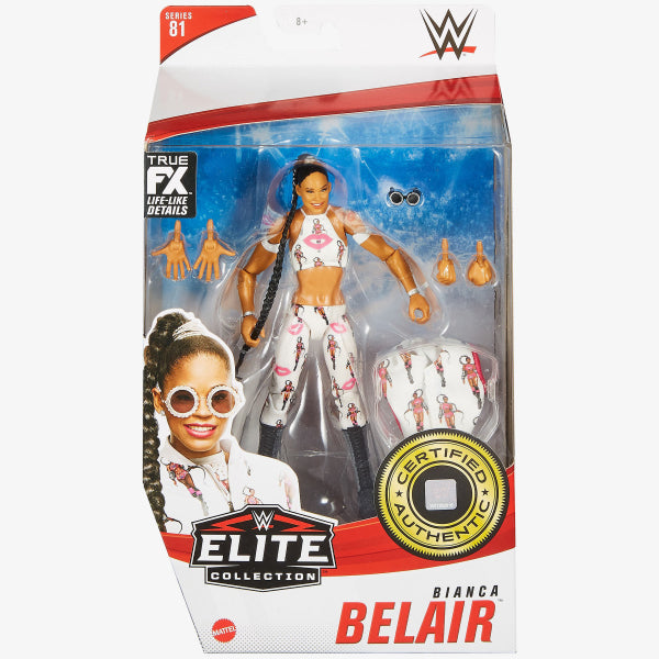WWE Mattel Elite Collection Series 81 Bianca Belair