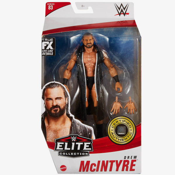 WWE Mattel Elite Collection Series 83 Drew McIntyre PREORDER SHIPS FEBRUARY/MARCH