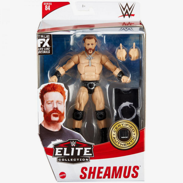 WWE Mattel Elite Collection Series 84 Sheamus PREORDER SHIPS MARCH/APRIL