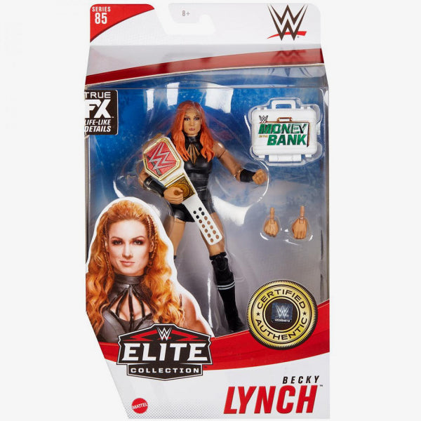 WWE Mattel Elite Collection Series 85 Becky Lynch PREORDER SHIPS APRIL
