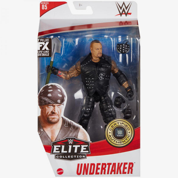 WWE Mattel Elite Collection Series 85 Undertaker PREORDER SHIPS APRIL