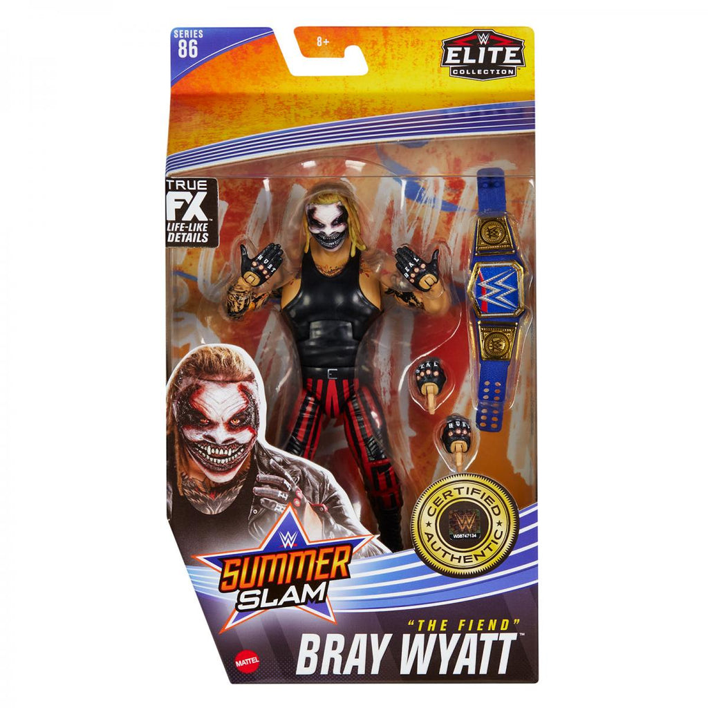 WWE Mattel Elite Collection Series 86 The Fiend Bray Wyatt PREORDER SHIPS MAY/JUNE