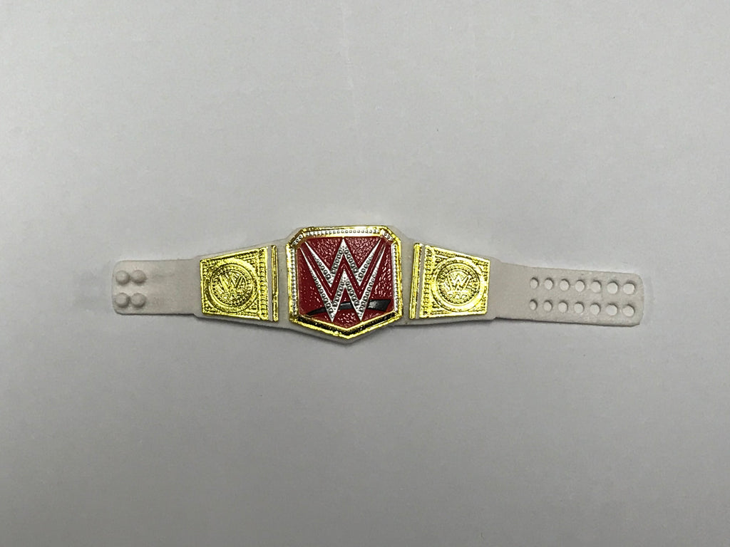 WWE Mattel Action Figure Accessory Raw Women's Title Belt